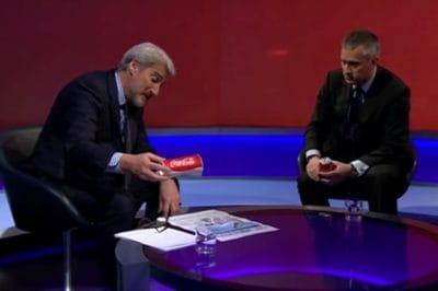 Credit: BBC Newsnight