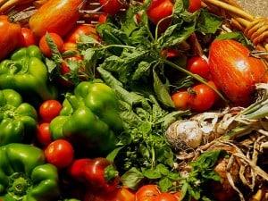 A beautiful summer harvest! Credit: Todd Heft. Flickr