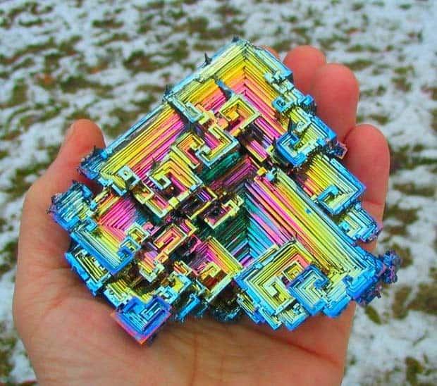 03 - Bismuth Crystals