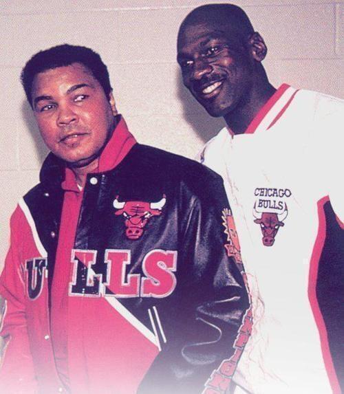 05 - Muhammad Ali amp Michael Jordan 1992