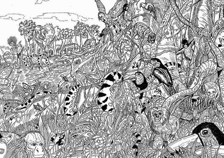 11-Year-Old Child Prodigy Creates Stunningly Detailed Drawings Bursting With Life (11)
