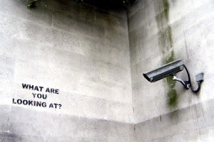 Image Credit Flickr / ©nolifebeforecoffee old shoot from London, summer '05 - (stencil by banksy).