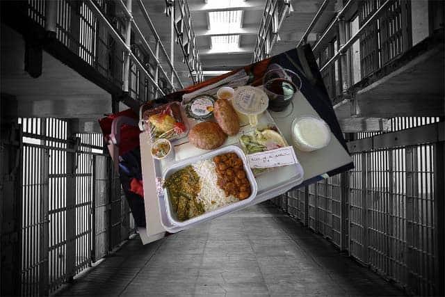 jail veg