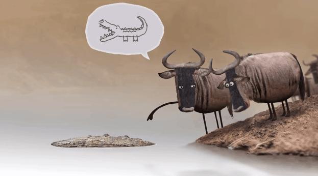 wildbeest