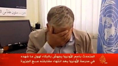 unrwa-spokesman-tears-interview.si