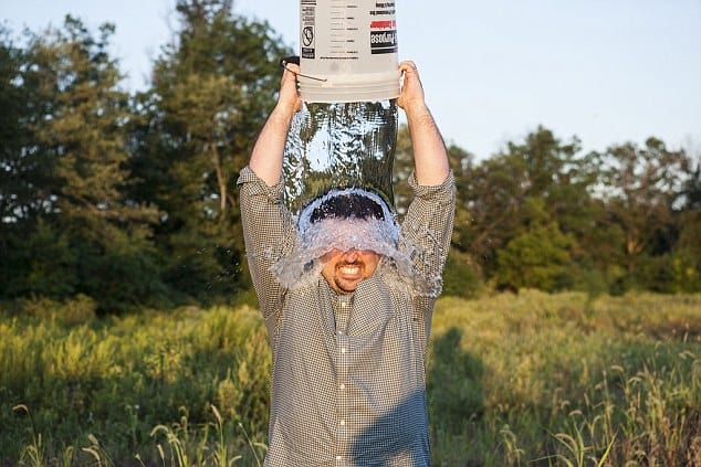 Ice Bucket Challenge (image Source: Google)
