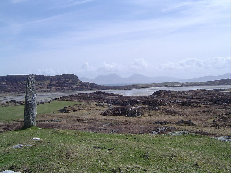 Colonsay, Hebrides (Source: Wikipedia)