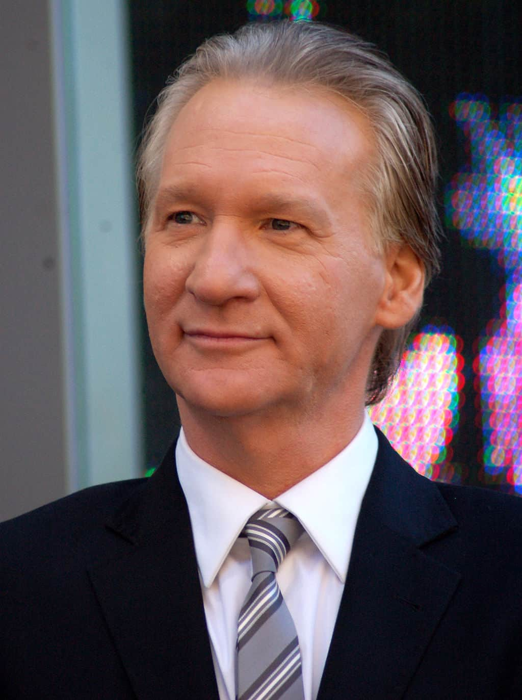 Image Credit: Wikipedia / Flickr / Angela George - Bill Maher