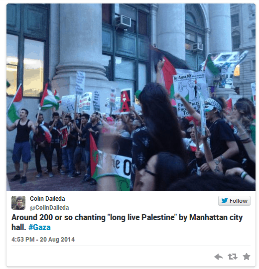 Gaza_Protesters_in_New_York_City_Seek_Solidarity_With_Ferguson_-_2014-08-23_18.44.33