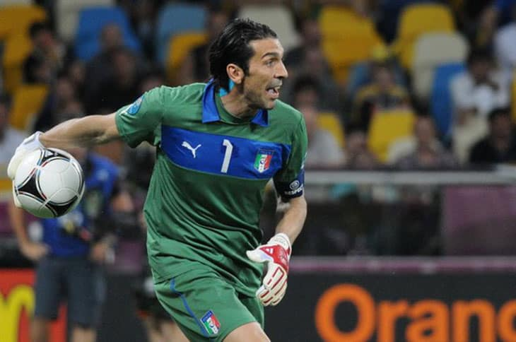 Image Credit: Wikipedia / Илья Хохлов - Football.ua - Gianluigi Buffon