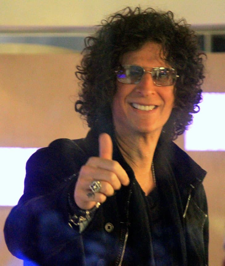 Image Credit: Flickr / Bill Norton - Howard Stern