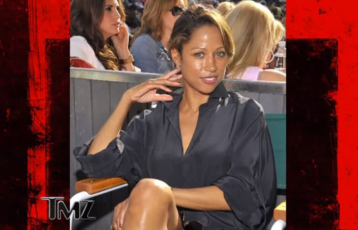 Image Credit: YouTube / TMZ - Stacey Dash
