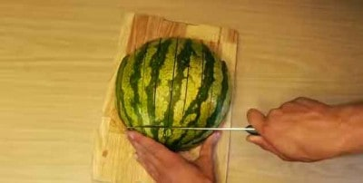 Once You Watch This, You'll Never Cut A Watermelon The Same Way Again