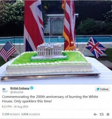 white house cake