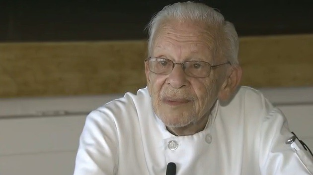 90 Year Old Charity Worker Arrested For Feeding Homeless