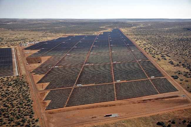 Solar Reserve Promotional Photo