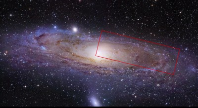 Stunning Must-See: NASA Releases Biggest Photograph Of Galaxy Ever Taken