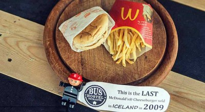 Iceland Decided To Do This With The Last McDonald's Meal EVER Sold!