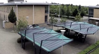 New 'Solar Cloth' Material Creates Solar Energy Pretty Much Anywhere!