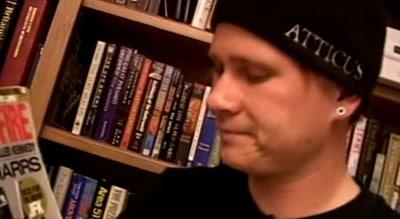 Tom DeLonge of Blink-182 Speaks Out About Alien Cover-up