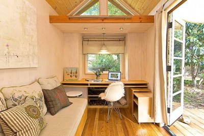 Take A Tour Of The Most Beautiful Tiny Home You've Probably Ever Seen!