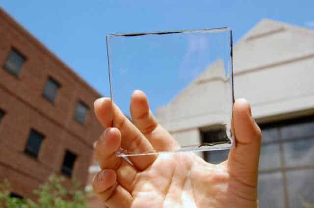 This Transparent Solar Cell Could Make Every Window A Power Source