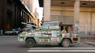 Awesome: Argentinian Artist Creates 'Weapons Of Mass Instruction'