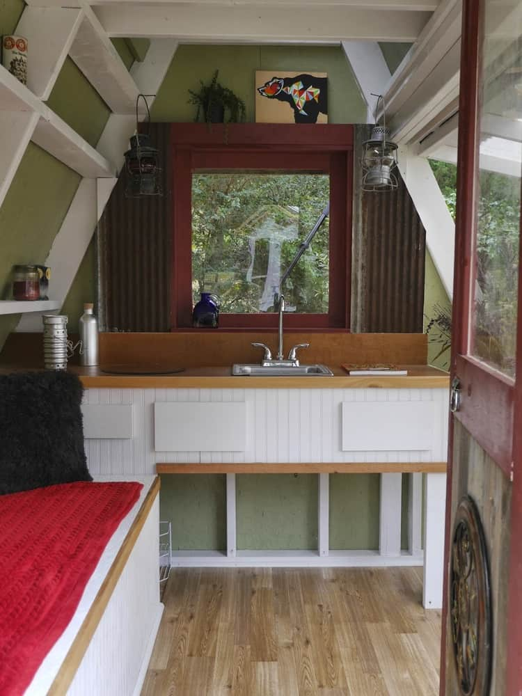 Tiny House For Under 5000 YouTube Tiny Houses On The Cheap Tiny