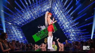 Did Miley Cyrus Just Expose The Music Industry Live On TV At The VMA?