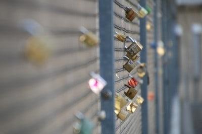 lock secret
