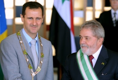 Photo: Wikimedia Commons (Syrian President Assad)