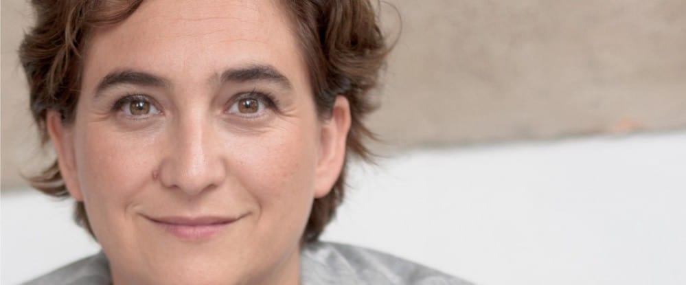 Barcelona's mayor and housing activist Ada Colau