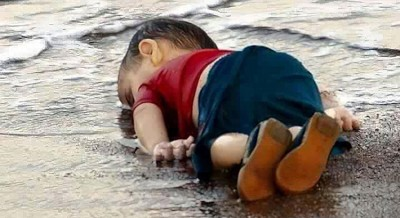 Would Little Aylan Still Be Safe In Syria If It Weren't For Western Imperialism?