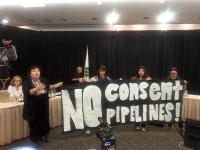 native protest