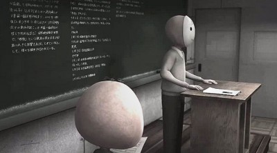 Dark Japanese Animation On The Stress Of Being A Child In School