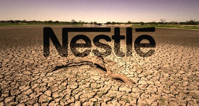 Campaign Group Launches Action Over Nestle Water Extraction In California