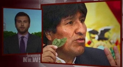 The USA Targets Anti-Capitalist Bolivian President In A Secret Drugs Sting