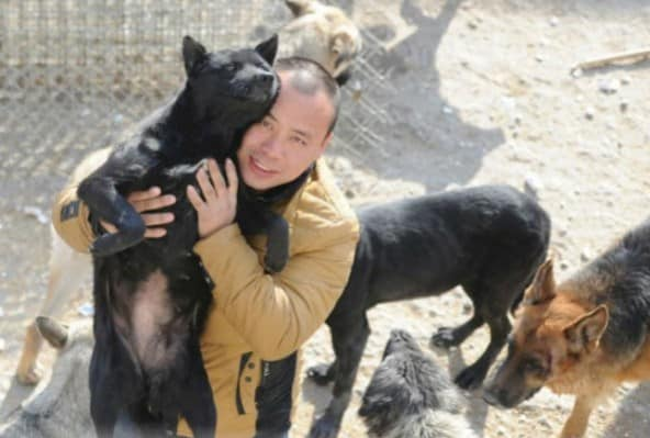 Chinese Man Spends $400K To Purchase Dog Slaughterhouse ... - photo#11