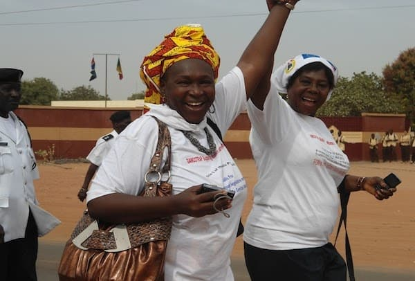 Victory! President of The Gambia Bans Female Genital Mutilation