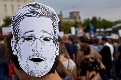 Edward Snowden (Wikimedia Commons)