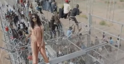 "M.I.A Travels With Refugees In Her Powerful New Music Video ""Borders"""