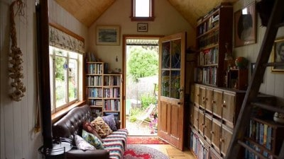 This Woman's Self-Built Abode Will Make You Fall In Love With Tiny Homes