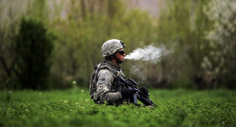 Schacter believes veterans should have easy access to medical marijuana. Credit: countercurrent news.com