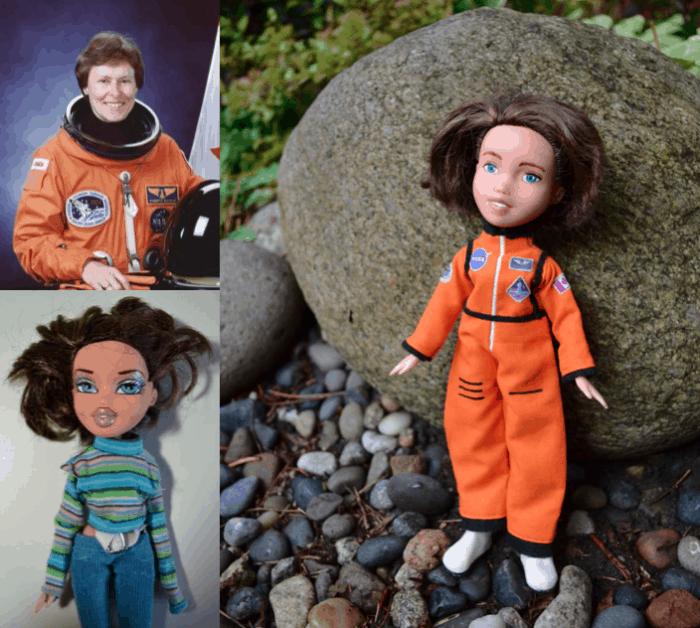 Roberta Bondar, Canada's first female astronaut