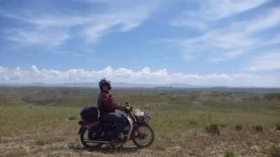 A Guy Rode His Bike Through Iran, And What He Saw Will Likely Surprise You…