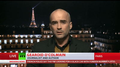 Watch This Outspoken Journalist Sum Up REAL Reasons For Paris Attacks