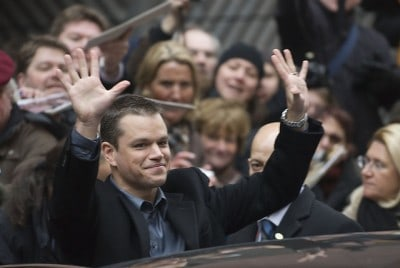 """Matt Damon's Anti-War Speech: """"What We Need Is Civil Disobedience"""""""