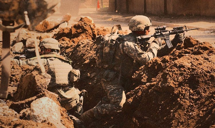 Heartbreaking: Here's What A U.S Soldier Said When Asked To Justify The War On Terror