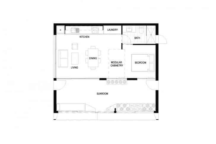 The Archi + Carbon Positive House is