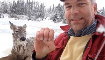 Deaf Man Saves Deer, Sweetly Explains The Rescue In Video